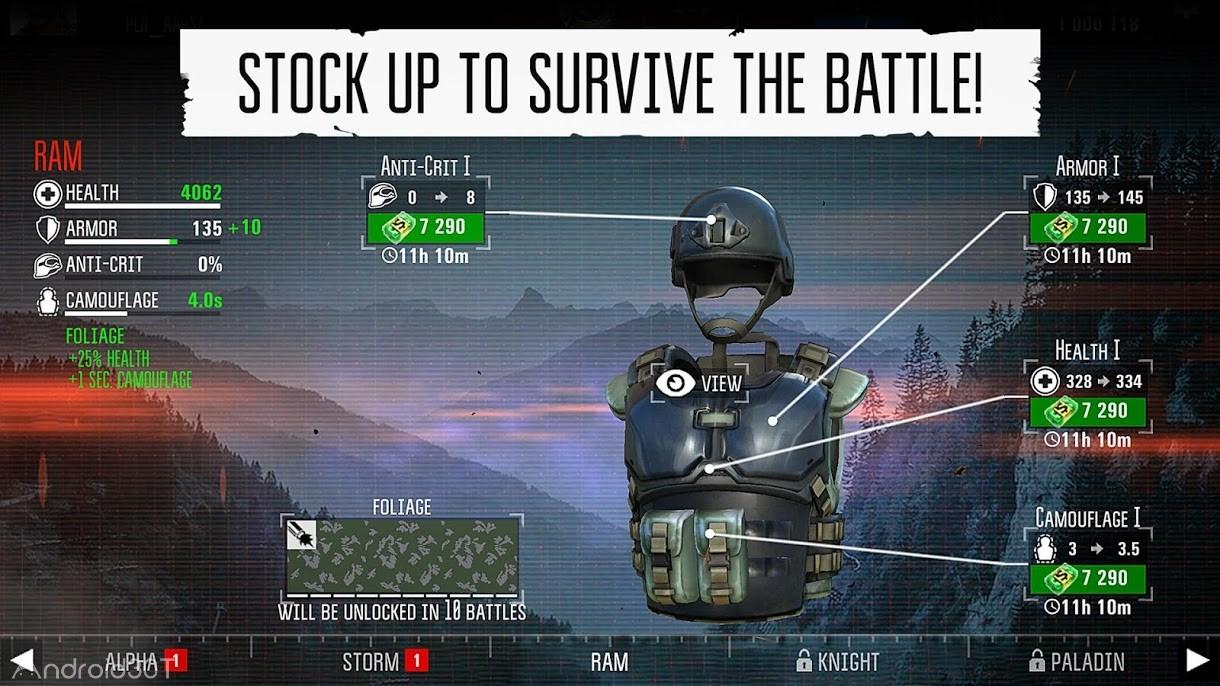 دانلود Sniper Battles: online PvP shooter 1.2.365 – بازی تیراندازی آنلاین اندروید