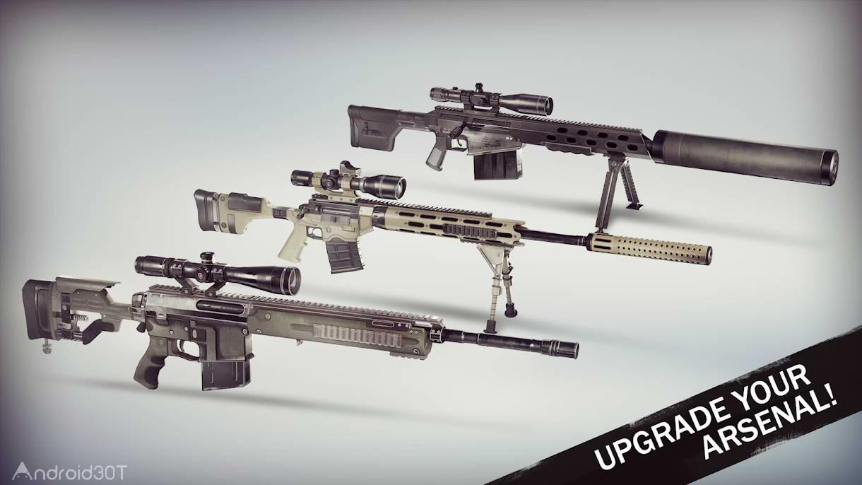 دانلود Sniper Extinction 1.00024 – بازی جذاب اسنایپر گرافیکی اندروید