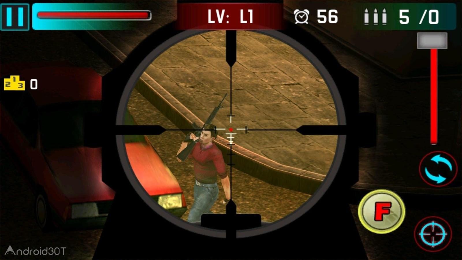 دانلود Sniper 3D Assassin Gun Shooter 3.38.5 – بازی تک تیرانداز اندروید