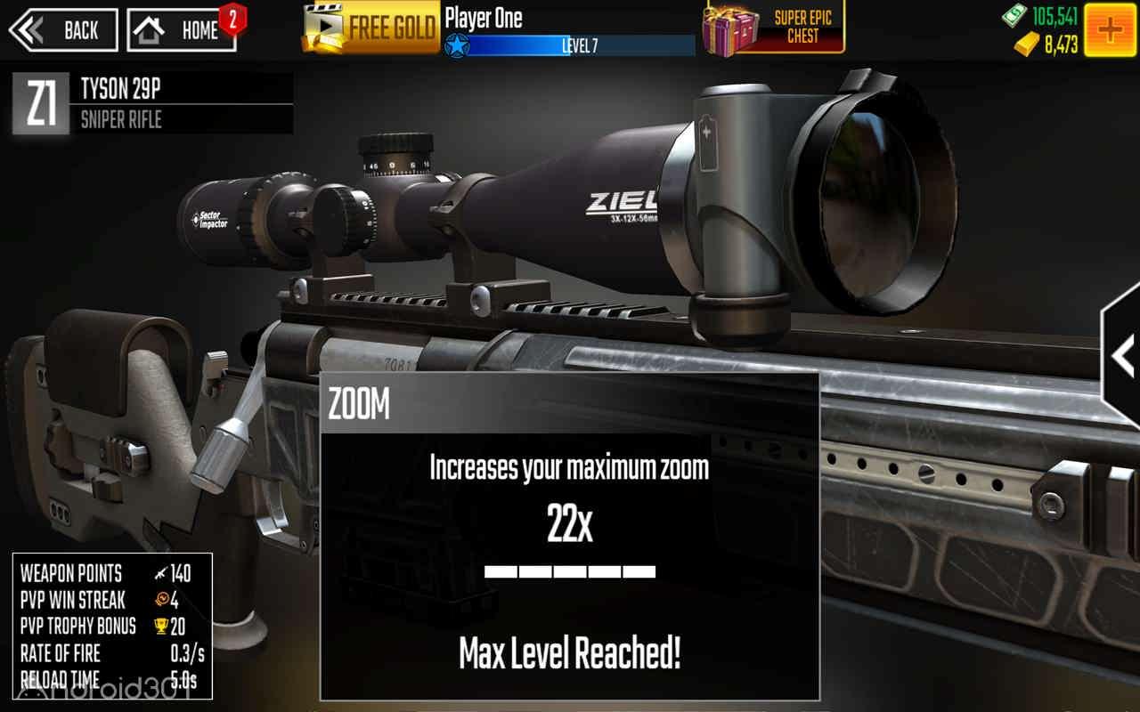 دانلود Sniper Strike : Special Ops 500043 – بازی تک تیراندازی بدون دیتا اندروید