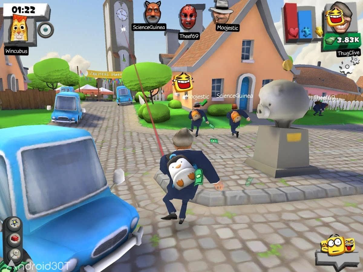 دانلود Snipers vs Thieves 2.13.39811 – بازی اکشن سارقان و تک تیراندازها اندروید