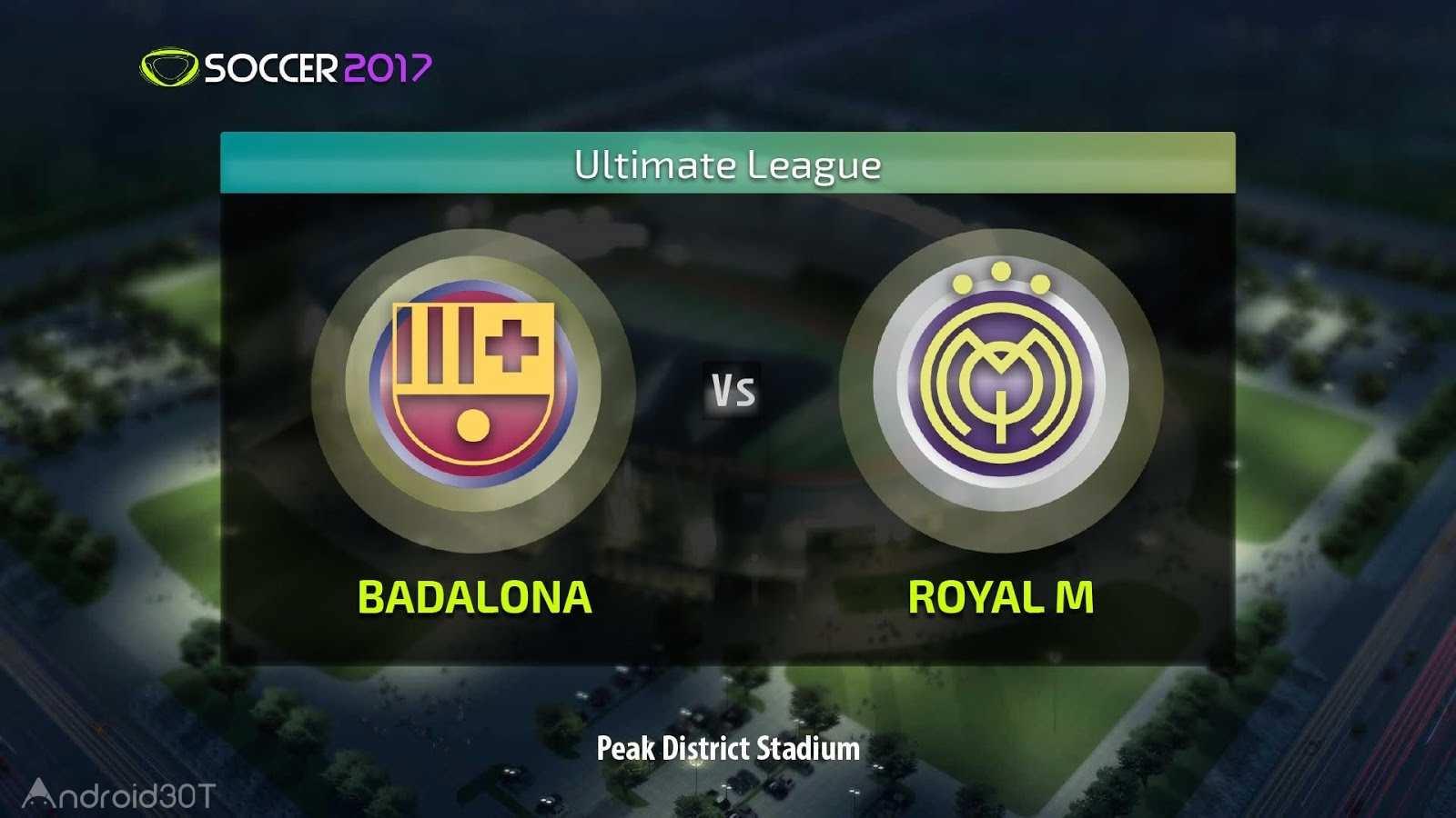دانلود Soccer 2018 v1.2 – بازی فوتبال 2018 اندروید