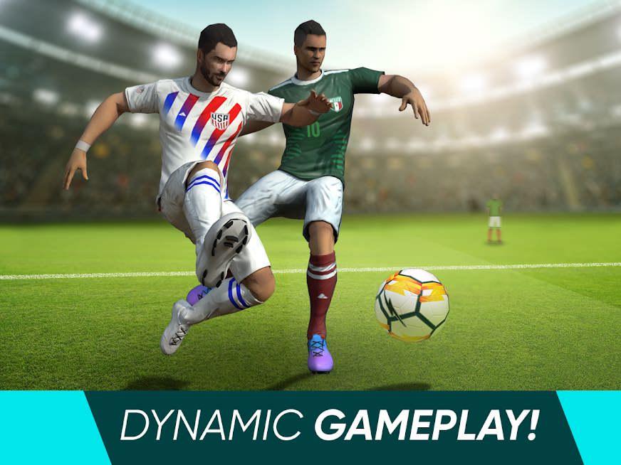 دانلود Soccer Cup 2020 1.15.1.4 – بازی ورزشی جام حذفی فوتبال ۲۰۲۰ اندروید