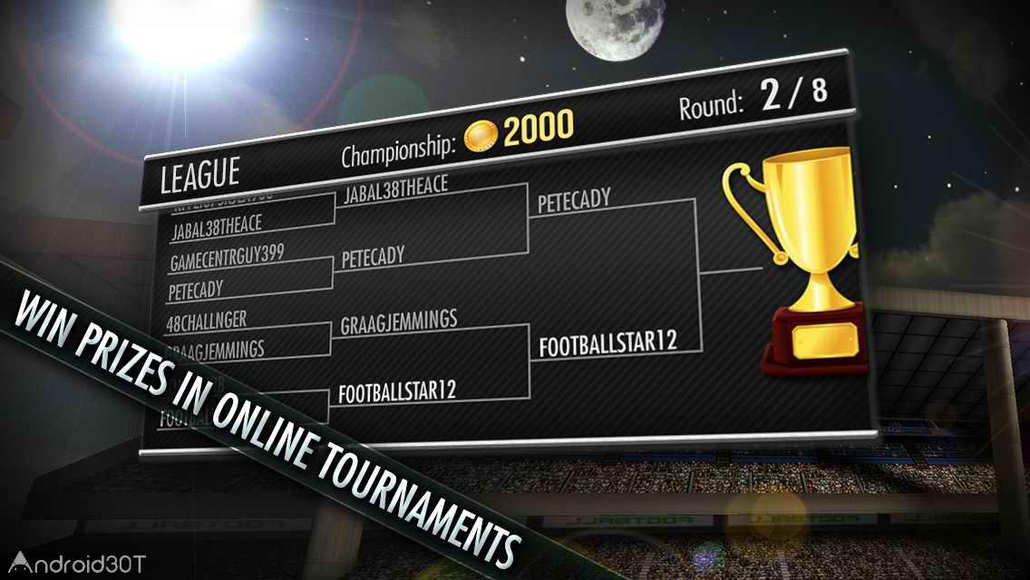 دانلود Soccer Showdown 2014 v1.3.2 – بازی ورزش فوتبال اندروید