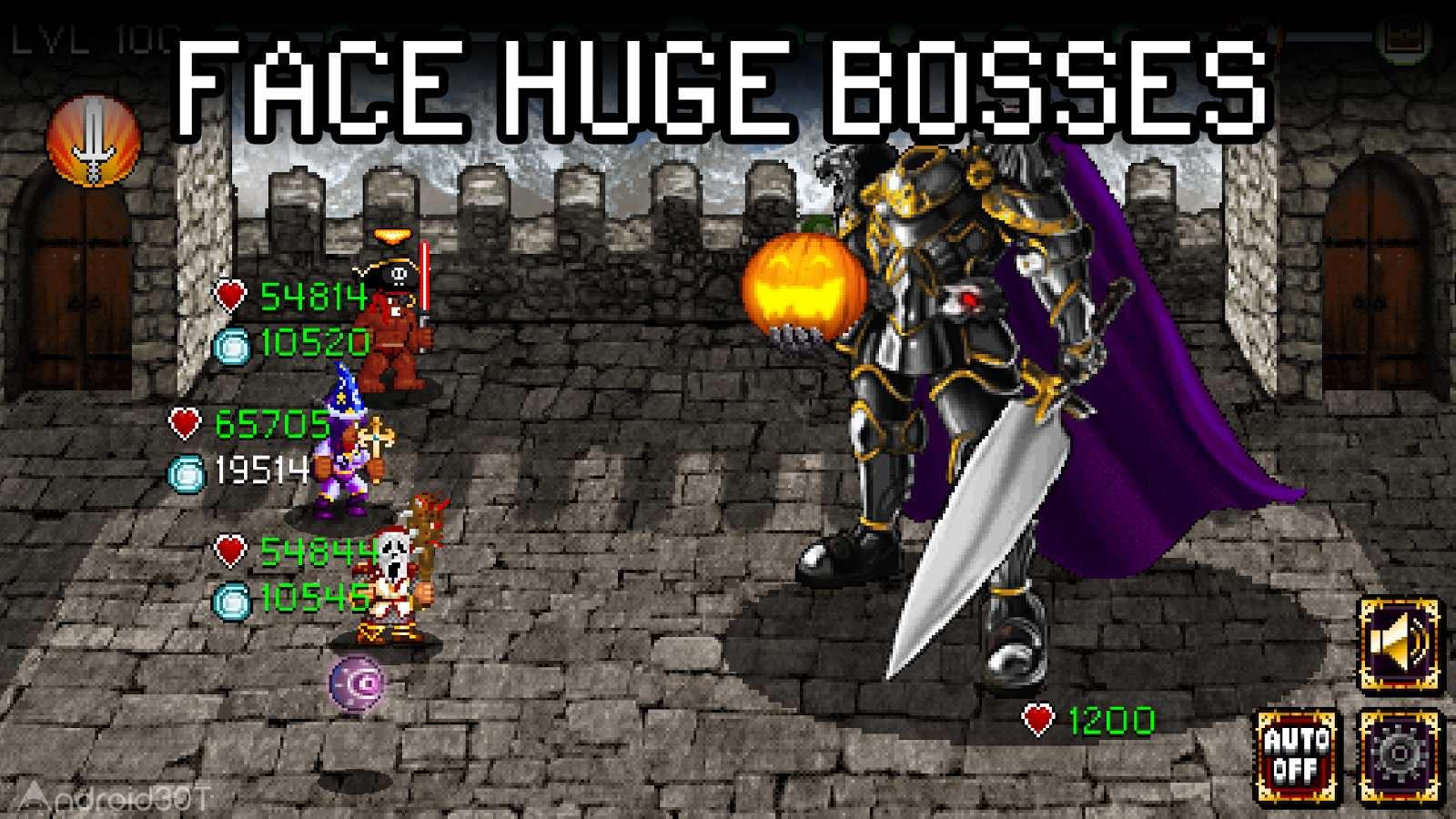 دانلود Soda Dungeon 1.2.44 – بازی ماجراجویی سیاه چال سودا اندروید