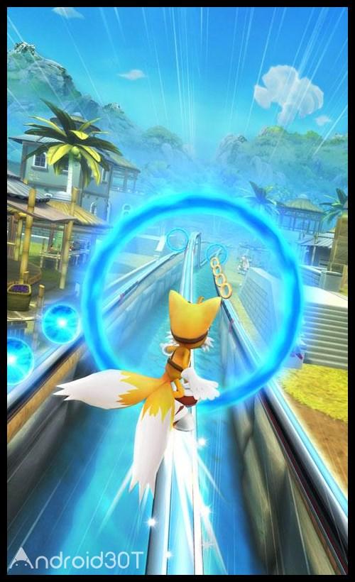 دانلود Sonic Dash 2: Sonic Boom 2.8.0 – بازی محبوب سونیک دش اندروید
