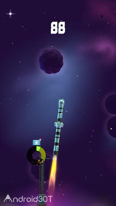دانلود Space Frontier 2 v1.1.4 – بازی رقابتی مرز فضایی اندروید