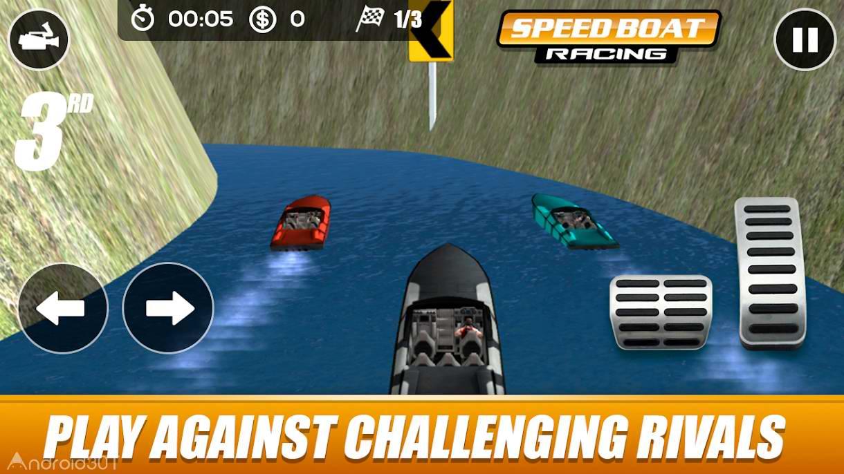 دانلود Speed Boat Racing 13.0 – بازی مسابقات قایق رانی اندروید