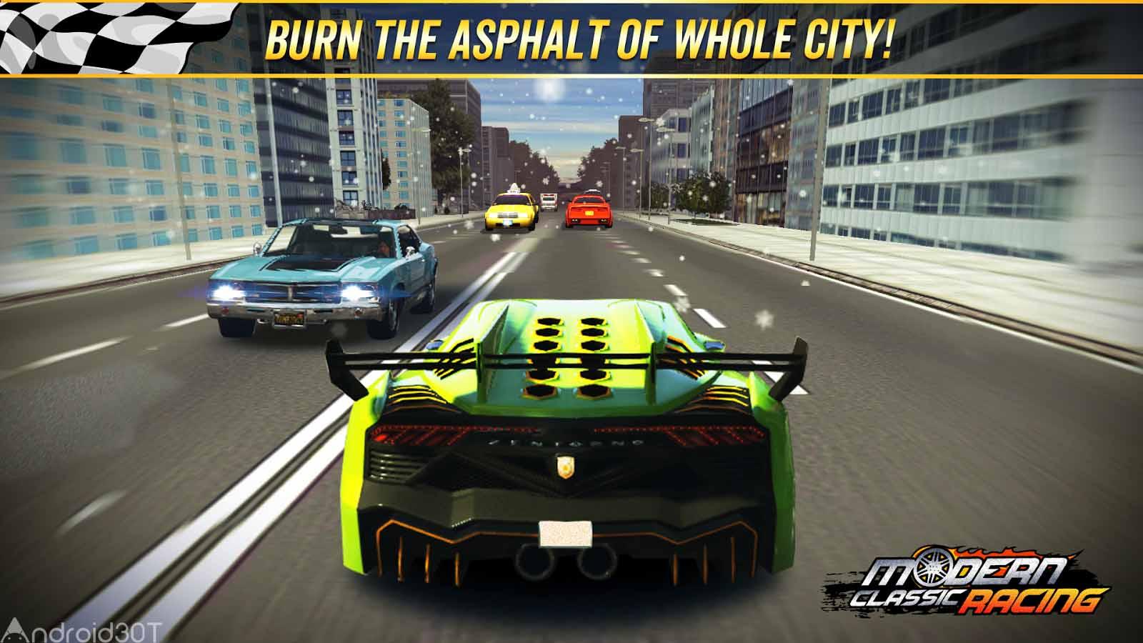 دانلود Speed Traffic Drifting Free 1.3 – بازی رانندگی با سرعت در ترافیک اندروید