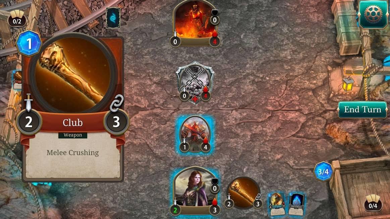دانلود Spellsword Cards: Demontide 1.57 – بازی کلمات جادویی : هیولا ها اندروید