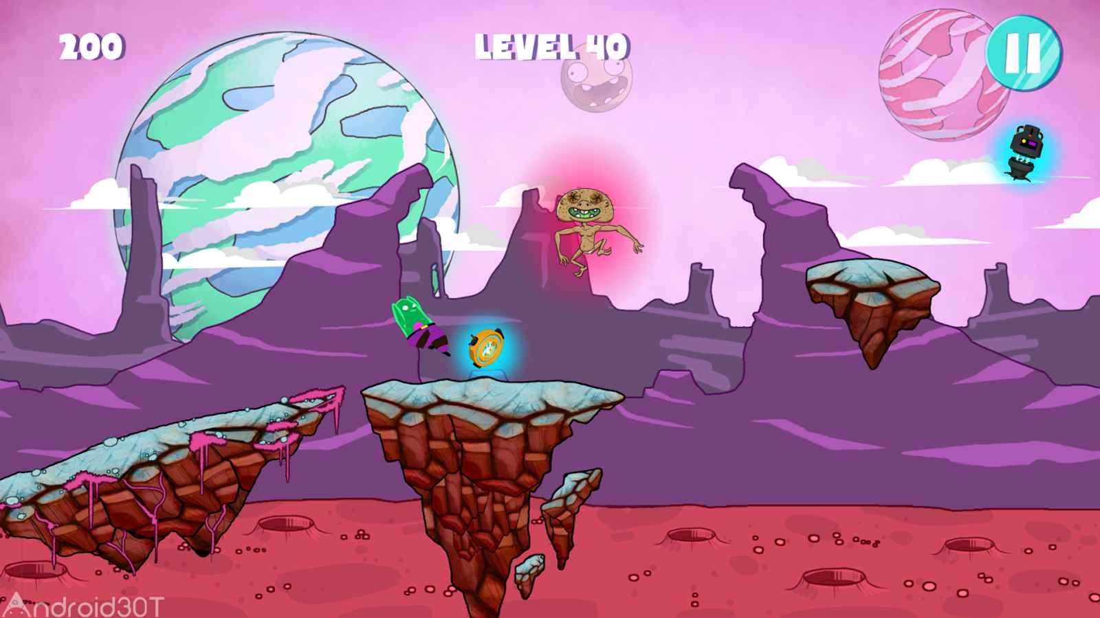 دانلود Spunk and Splat 1.0 – بازی سرگرم کننده و متفاوت اندروید