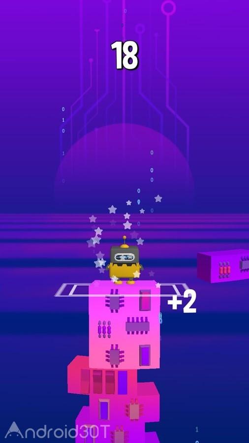 دانلود Stack Jump 1.4.8 – بازی سرگرم کننده پرش اندروید