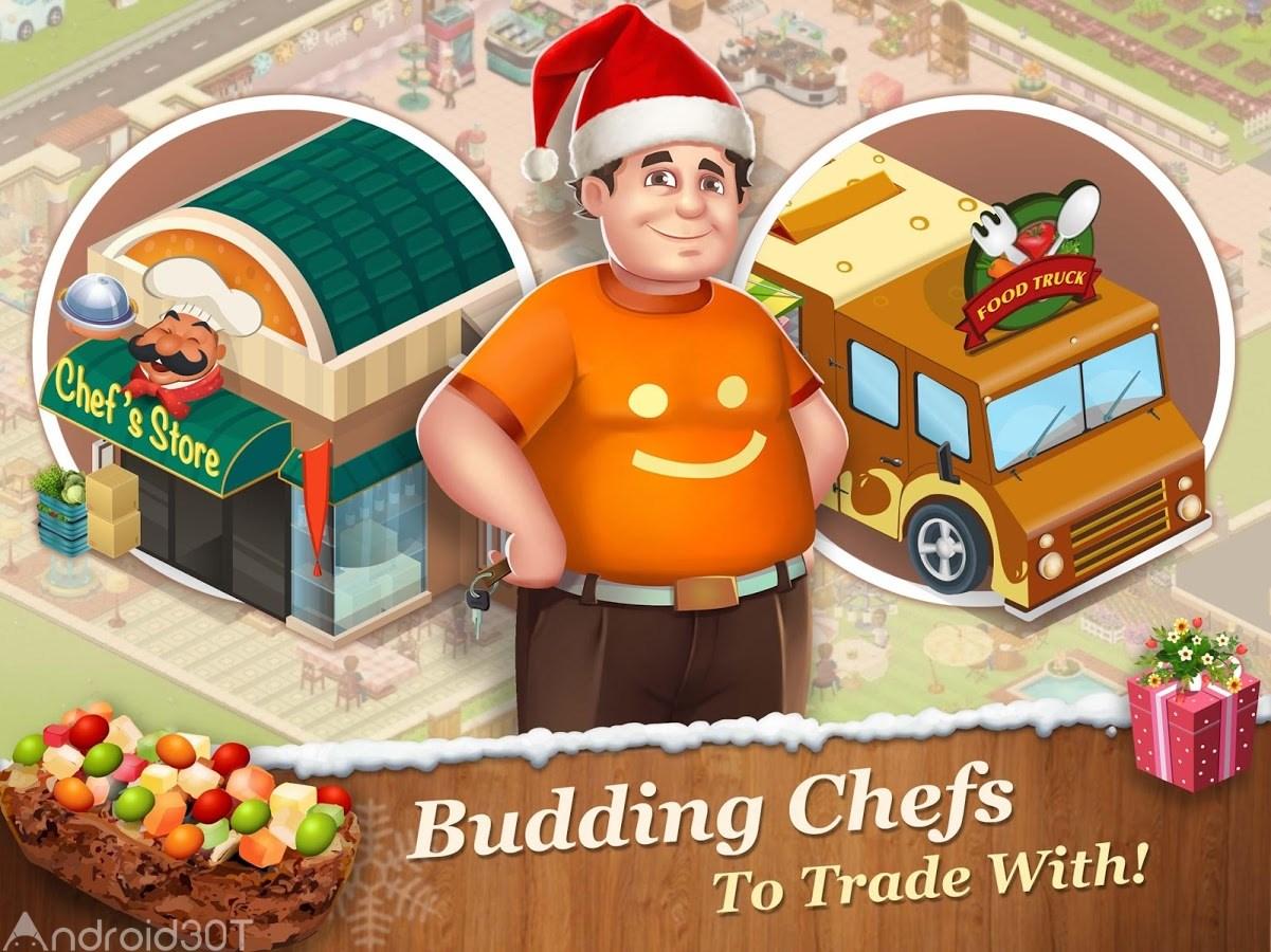دانلود Star Chef 2.25.26 – بازی جالب ستاره آشپزی اندروید!