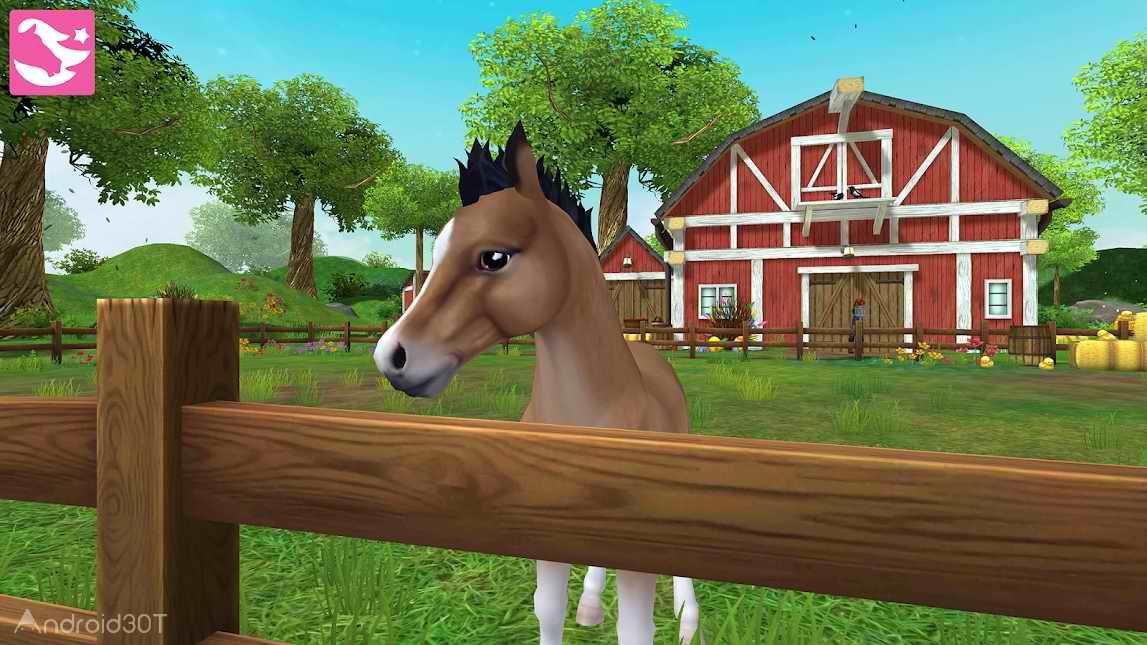 دانلود Star Stable Horses 2.73 – بازی نگهداری از اسب اندروید