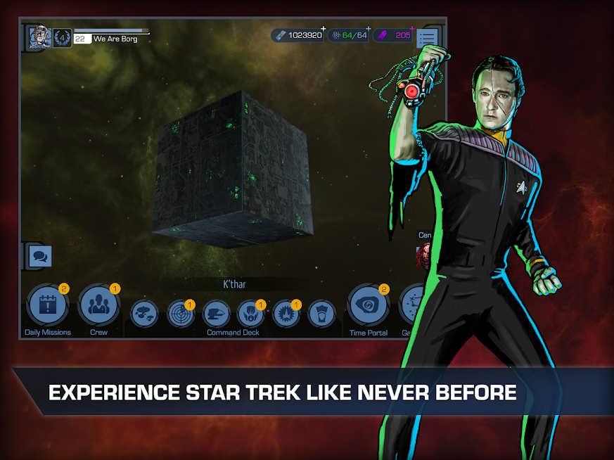 دانلود Star Trek Timelines 7.4.2 – بازی استراتژیک پیشتازان فضا اندروید