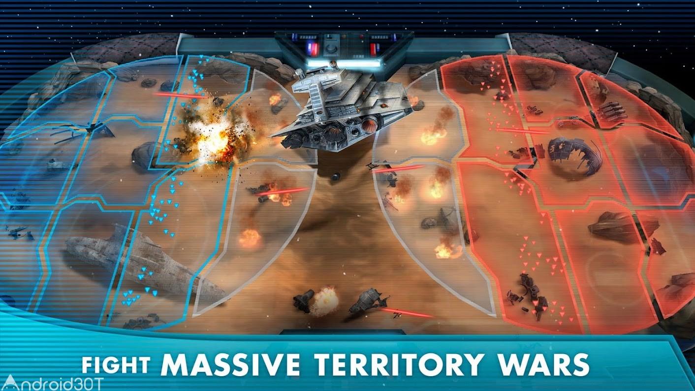 دانلود Star Wars: Galaxy of Heroes 0.23.742101 – بازی نقش آفرینی جنگ ستارگان اندروید