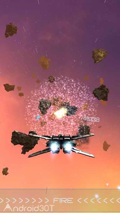 دانلود StarDust: Endless Race 1.1 – بازی مسابقه بی پایان اندروید