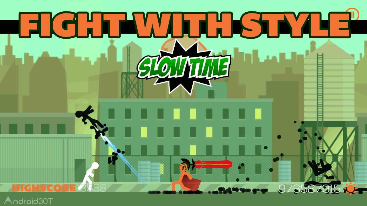 دانلود Stick Fight v3 – دانلود بازی نبرد استیکمن اندروید