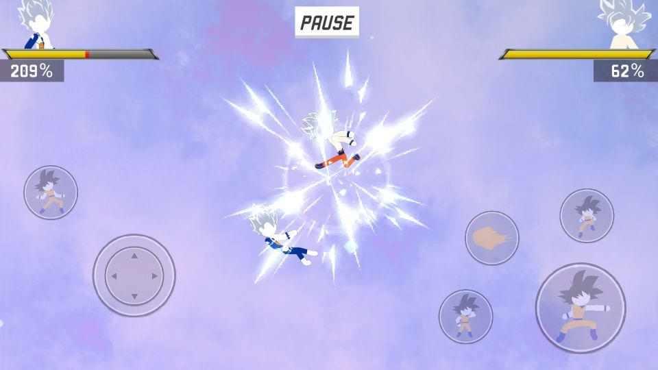 دانلود Stick Shadow: War Fight 1.9.3 – بازی اکشن مبارزه با جنگ اندروید