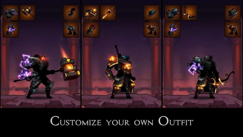 دانلود ۱٫۷٫۵ Stickman Master: League Of Shadow – بازی نبرد استیکمنی اندروید