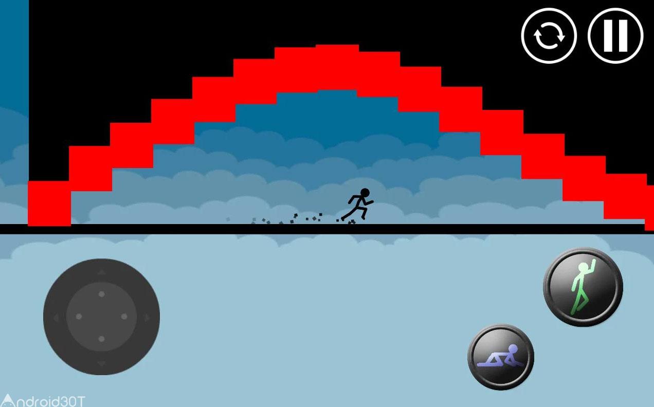 دانلود Stickman Parkour Platform 3.2 – بازی استیکمن پارکورباز اندروید