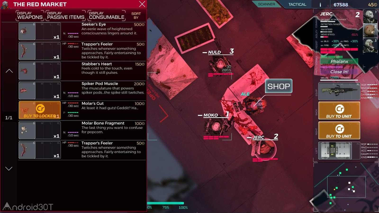 دانلود Strain Tactics 1.18 – بازی نقش آفرینی تاکتیکی جدید اندروید