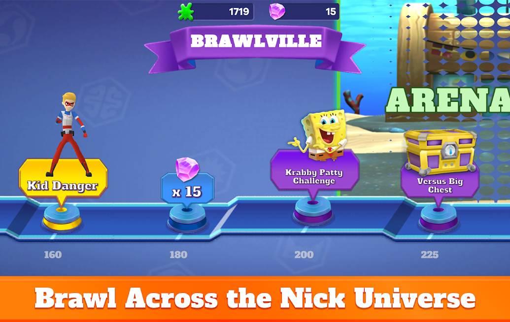 دانلود Super Brawl Universe 2.26.59416 – بازی نبرد کاراکترهای کارتونی اندروید