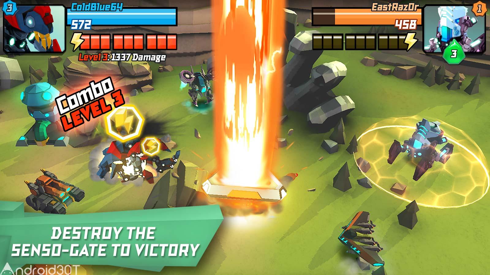 دانلود Super Senso 1.14.0.2619 – بازی جدید سنسو اندروید
