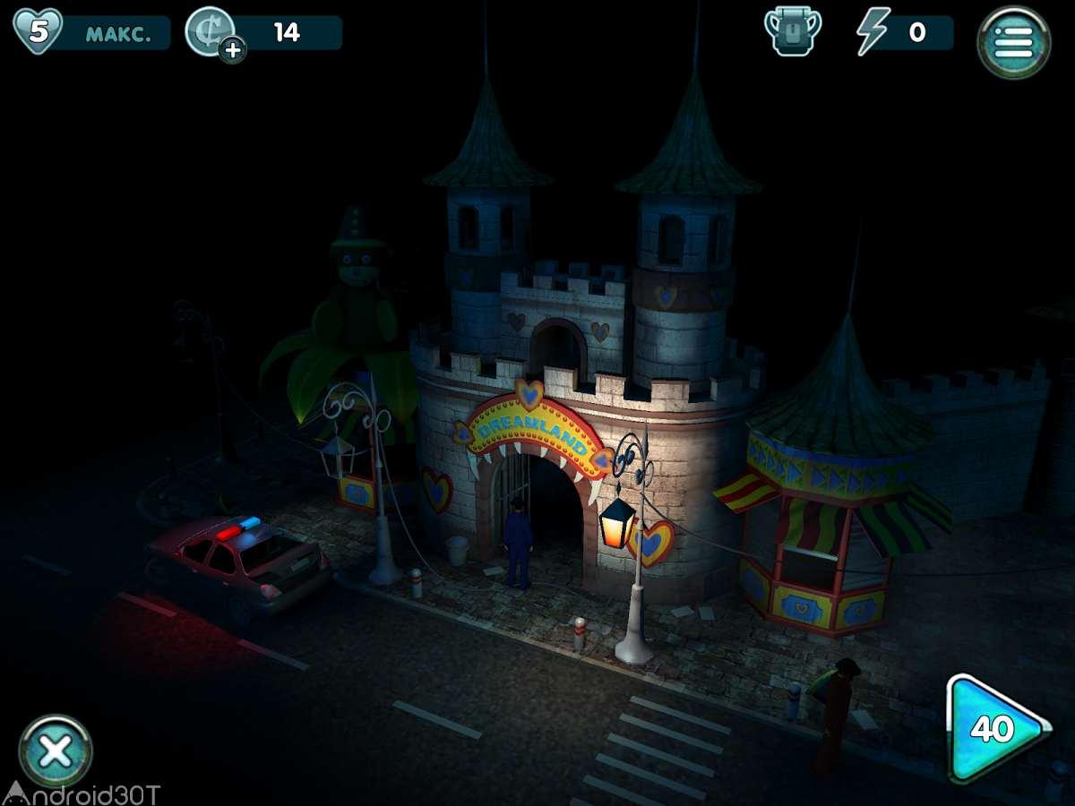 دانلود Supernatural Rooms 2 v0.0.7 – بازی پازلی اتاق های غیر معمولی اندروید