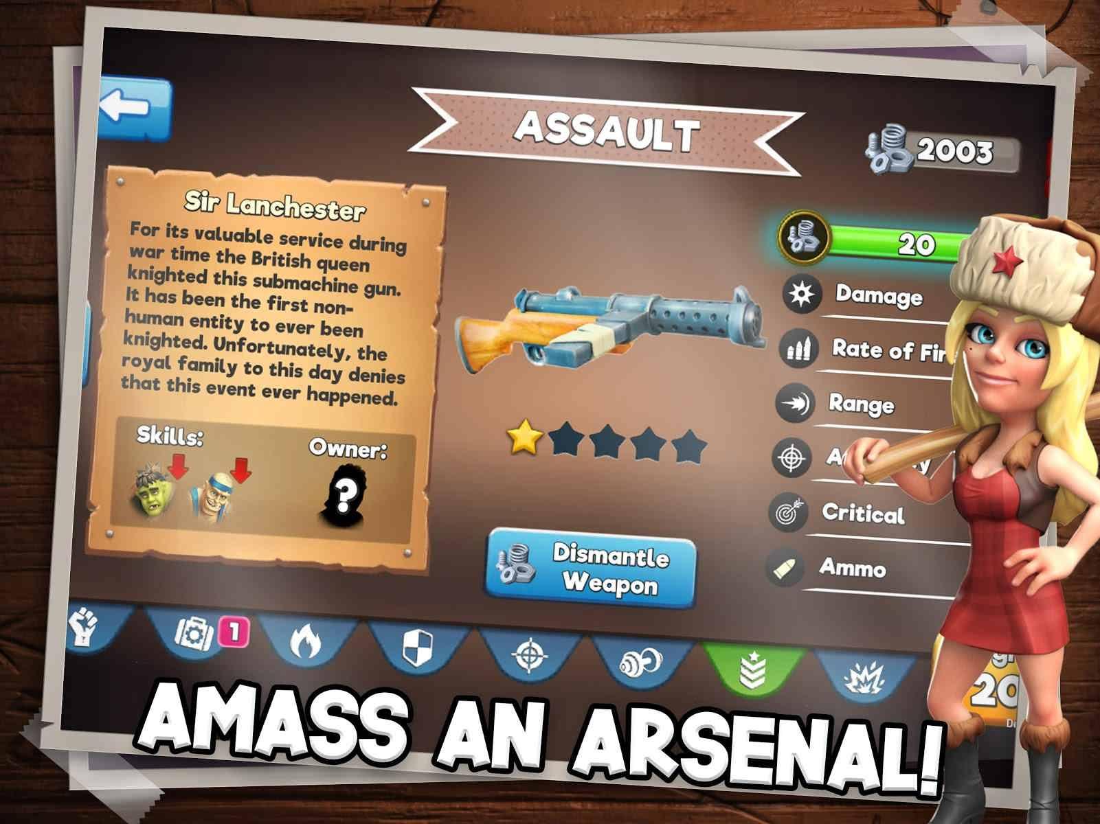 دانلود Survival City – Zombie Base Build and Defend 1.5.4 – بازی بقا در شهر اندروید
