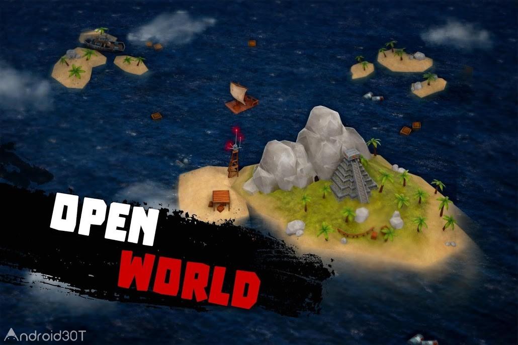 دانلود Survival Island: Primal Land 1.8 – بازی بقاء در جزیره برای اندروید