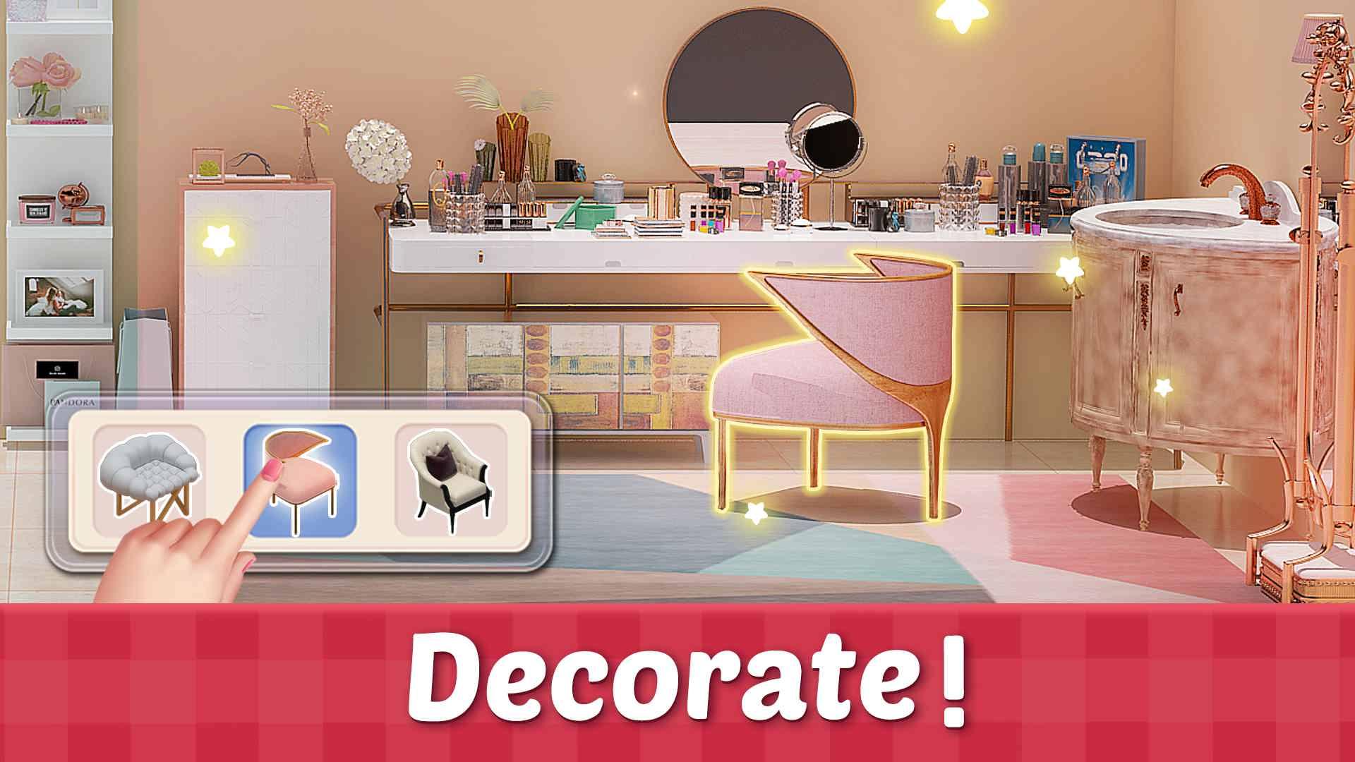 دانلود Sweet House 1.31.2 – بازی سرگرم کننده خانه دوست داشتنی اندروید