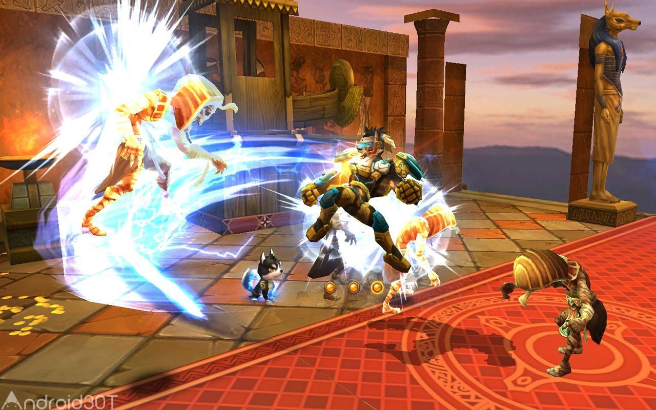 دانلود Sword of Chaos 6.0.8 – بازی اکشن شمشیر هرج و مرج اندروید