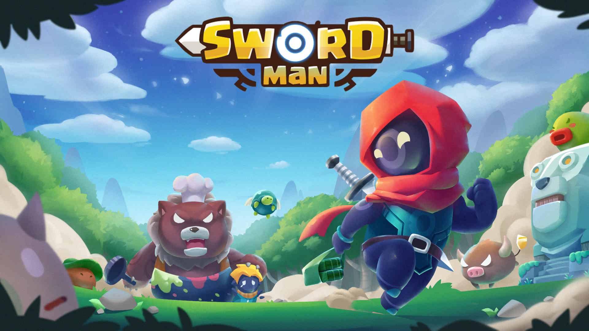 دانلود Swordman: Reforged 2.1.2 – بازی ماجراجویی برای اندروید