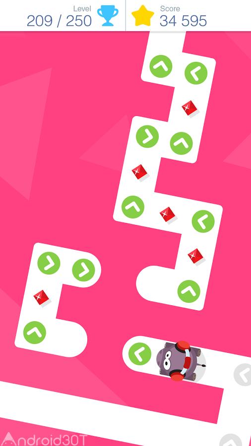 دانلود Tap Tap Dash 22 – بازی رقابتی بدو بدو و بپر اندروید