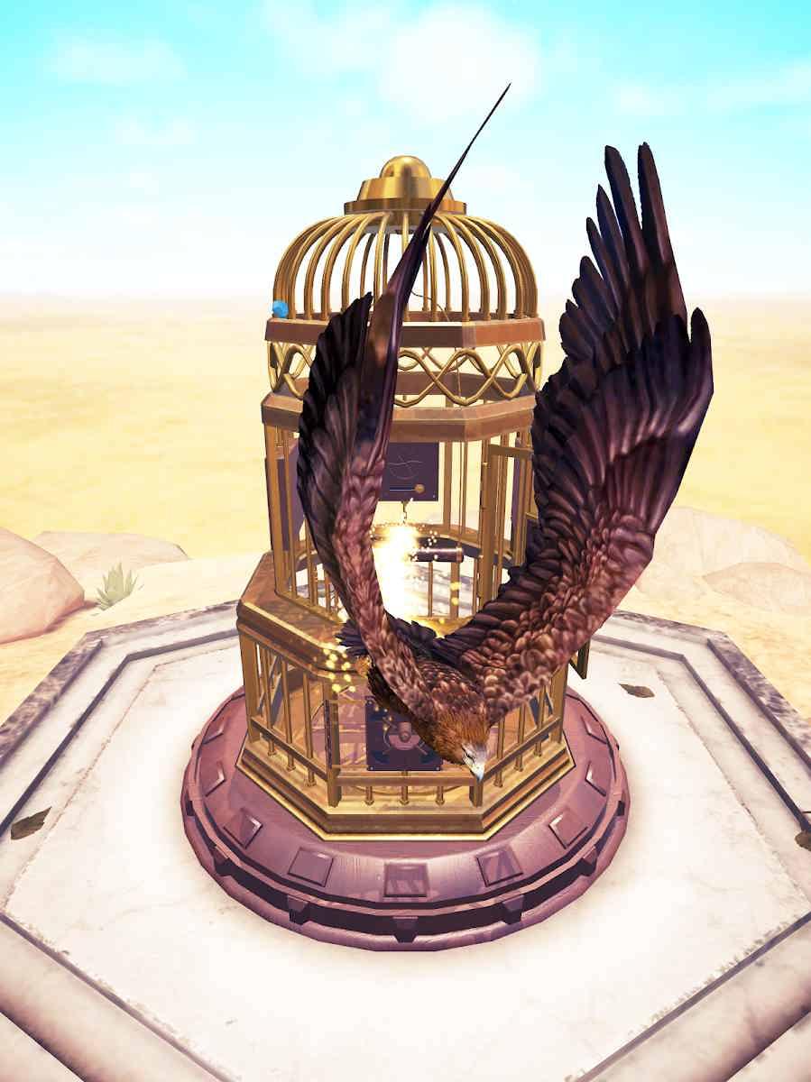 دانلود The Birdcage 1.0.5668 – بازی جذاب پازلی برای اندروید