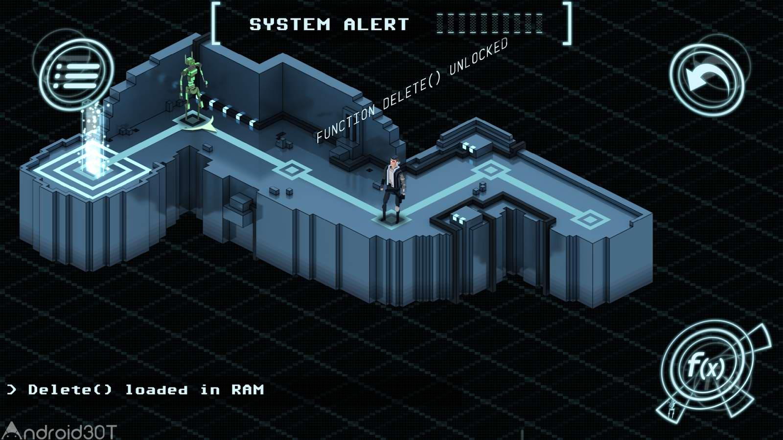 دانلود The Hacker 2.0 v1.0 – بازی جالب و فکری هکر اندروید