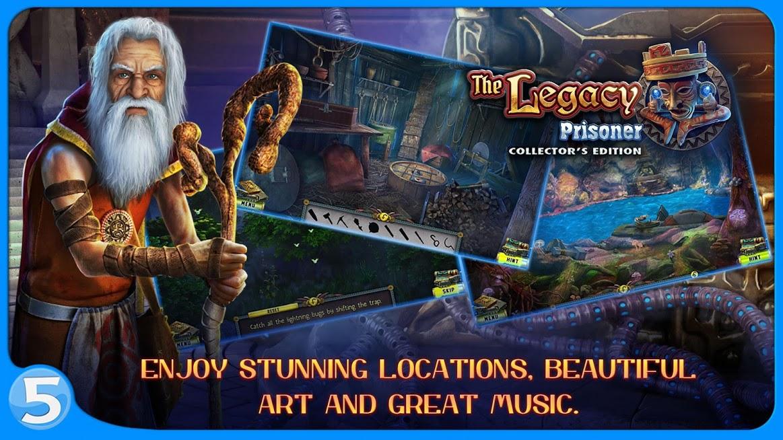 دانلود The Legacy 2 (Full) 1.0.5 – بازی فکری و پازلی میراث 2 اندروید