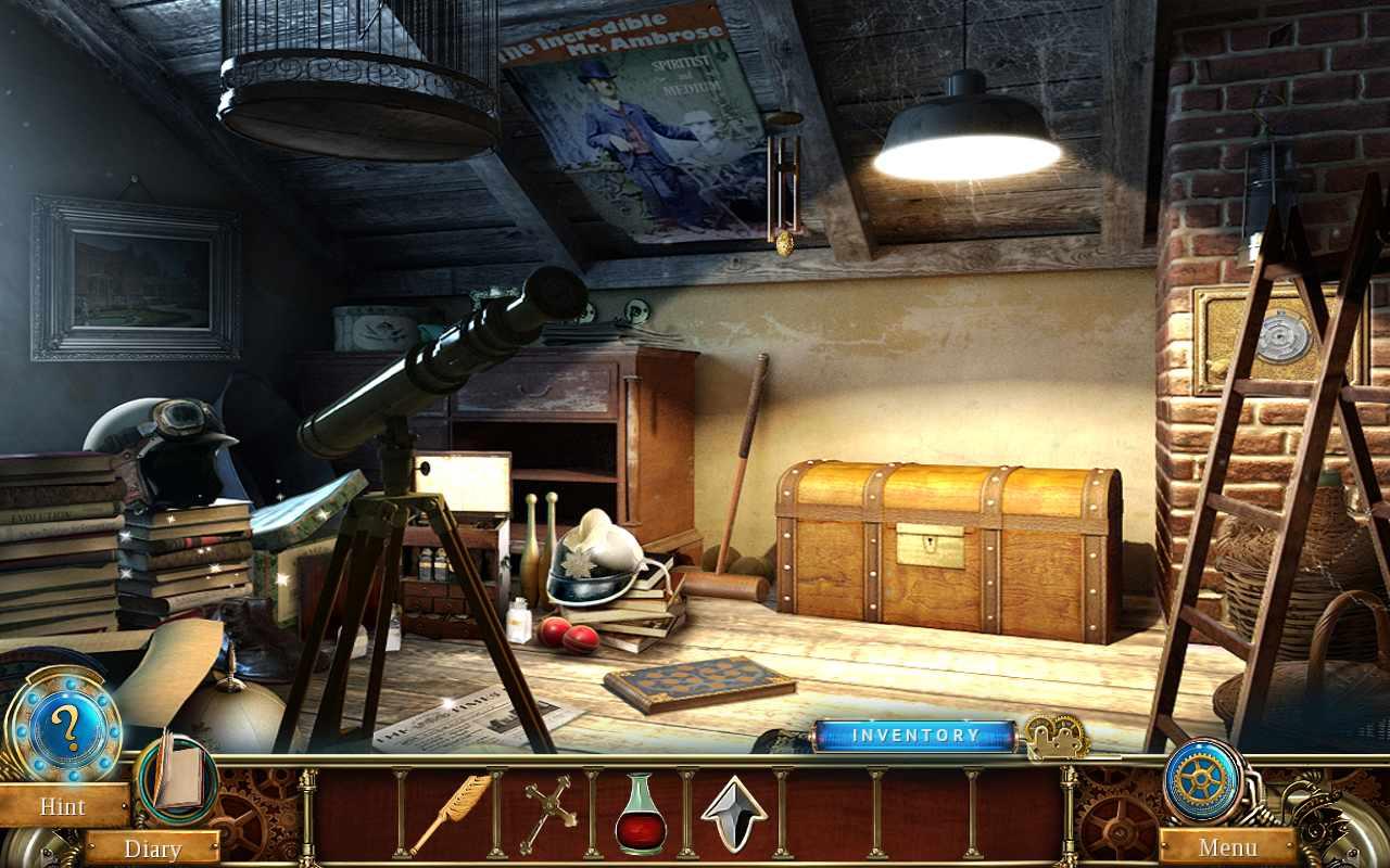 دانلود Time Mysteries: Inheritance 1.4 – بازی ماجراجویی معمایی اسرار زمان اندروید