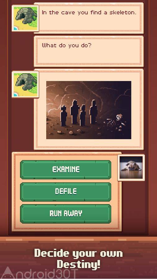 دانلود Tinker Island 1.8.04 – بازی بازسازی جزیره اندروید