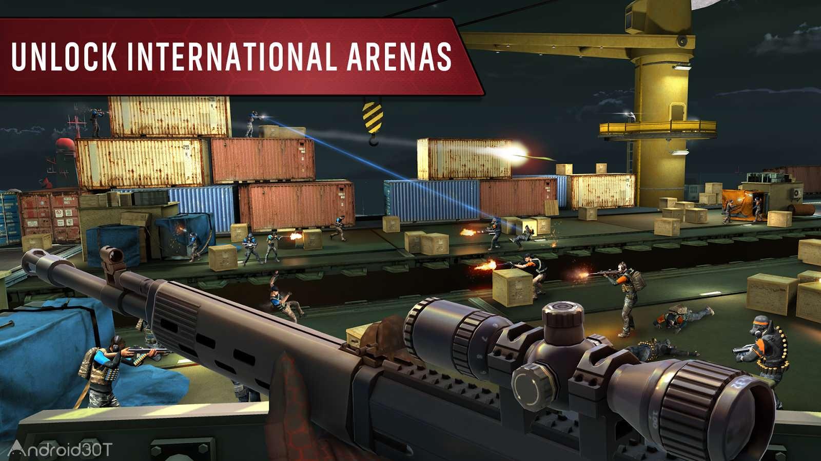 دانلود Tom Clancy's ShadowBreak 1.3.4 – بازی آنلاین تیر اندازی اندروید
