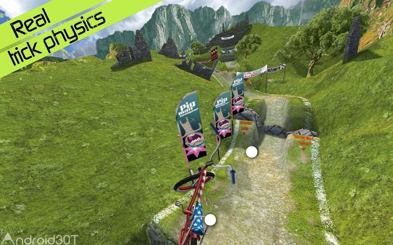 دانلود Touchgrind BMX 1.37 – بازی دوچرخه سواری سه بعدی اندروید