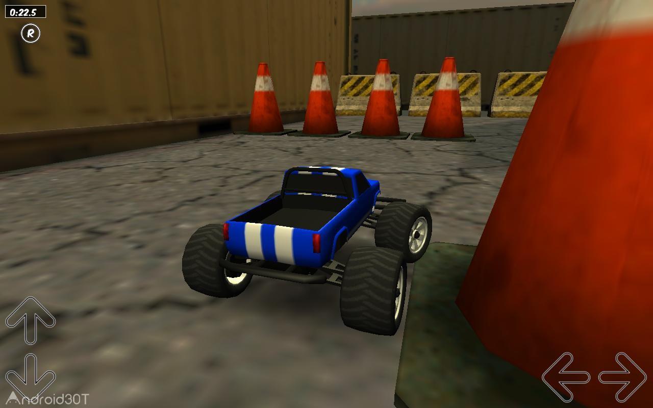 دانلود Toy Truck Rally 3D 1.4.3 – بازی رالی ماشین ها برای اندروید