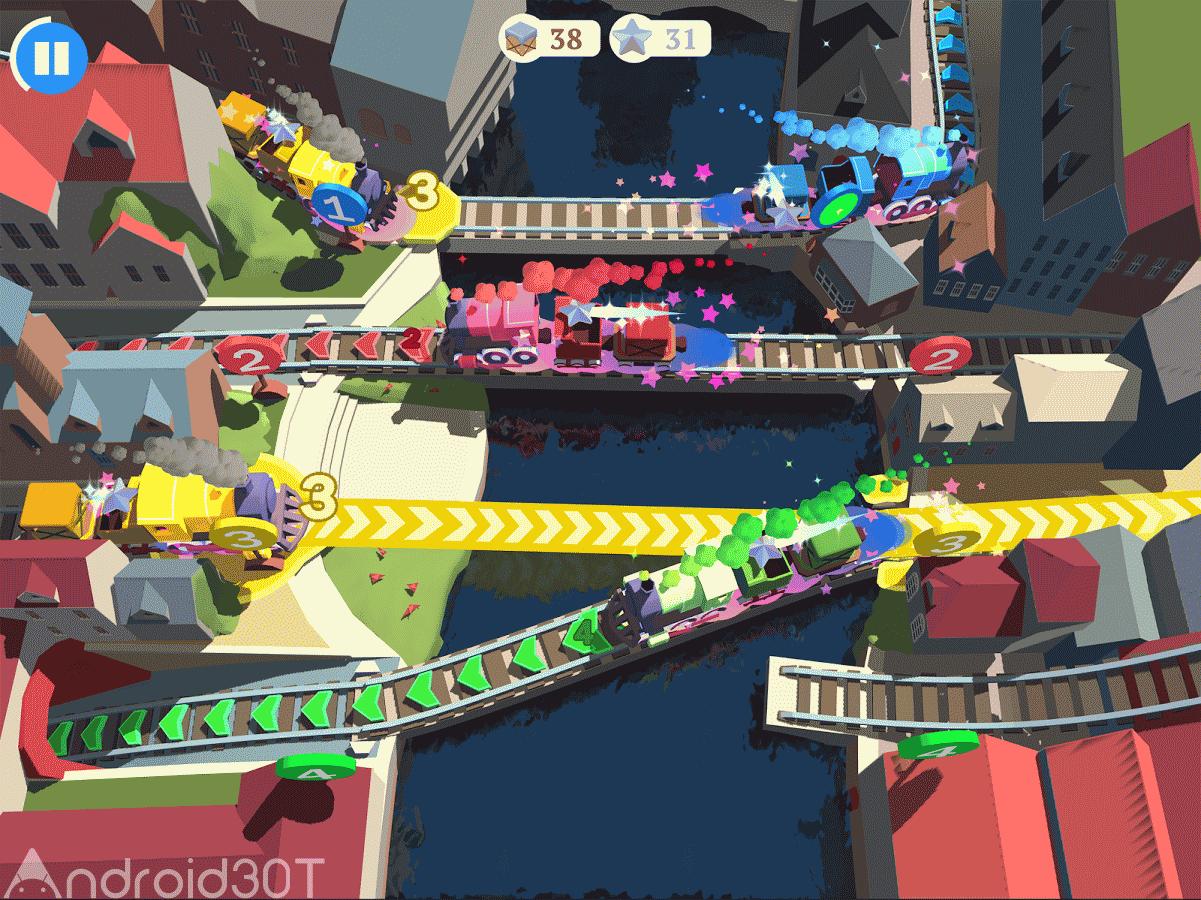 دانلود Train Conductor World 19.1 – بازی مهیج کنترل قطار اندروید