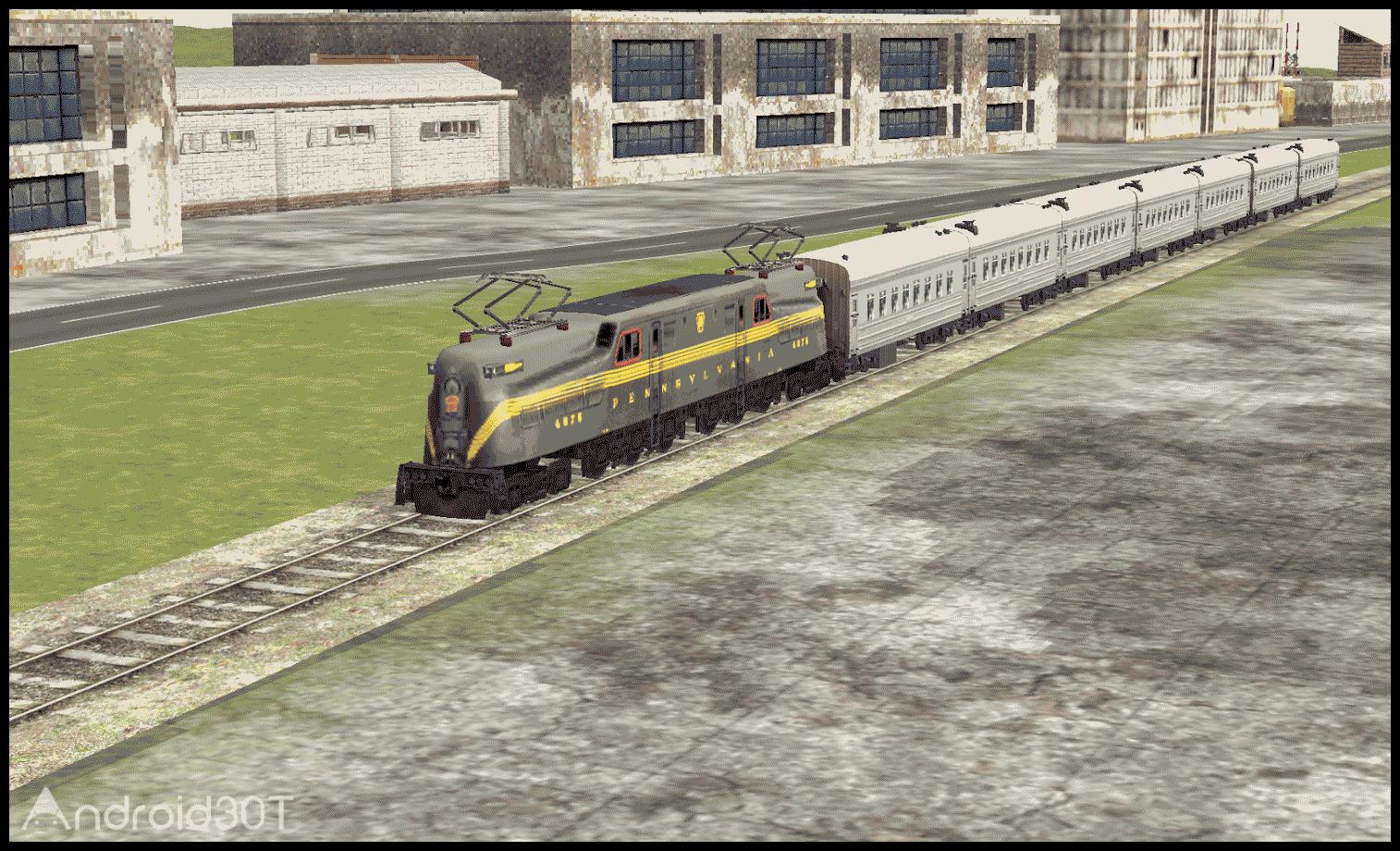 دانلود Train Sim Pro 4.2.5 – بازی شبیه ساز قطار اندروید