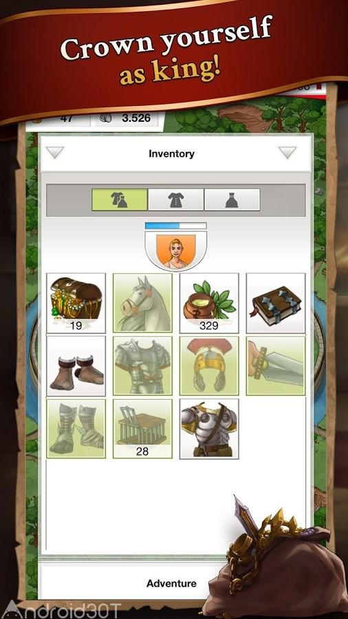 دانلود Travian Kingdoms 1.3.8200 – بازی امپراطوری تراوین اندروید