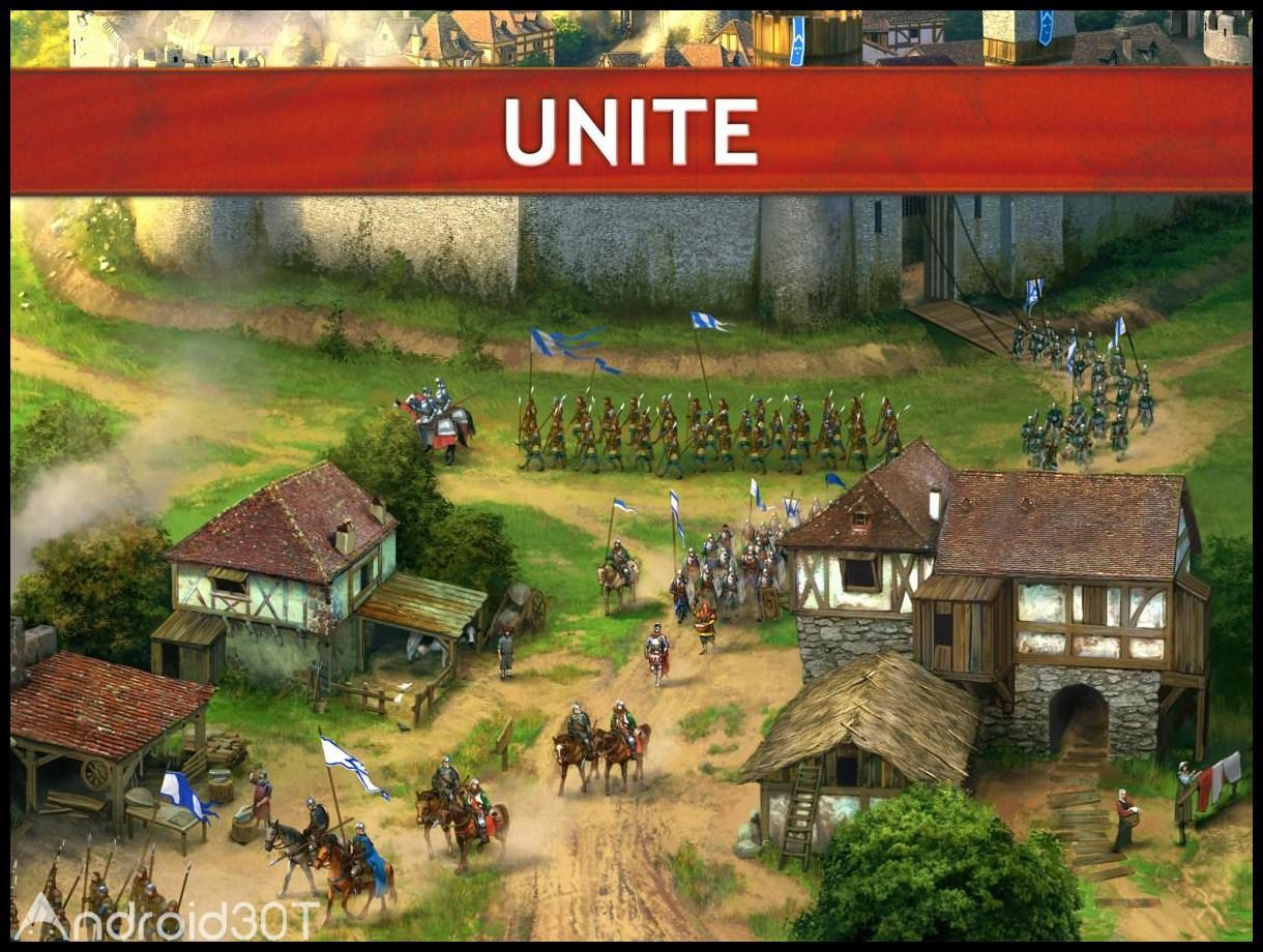 دانلود Tribal Wars 2 v1.95.3 – بازی جنگ های قبیله ای 2 اندروید