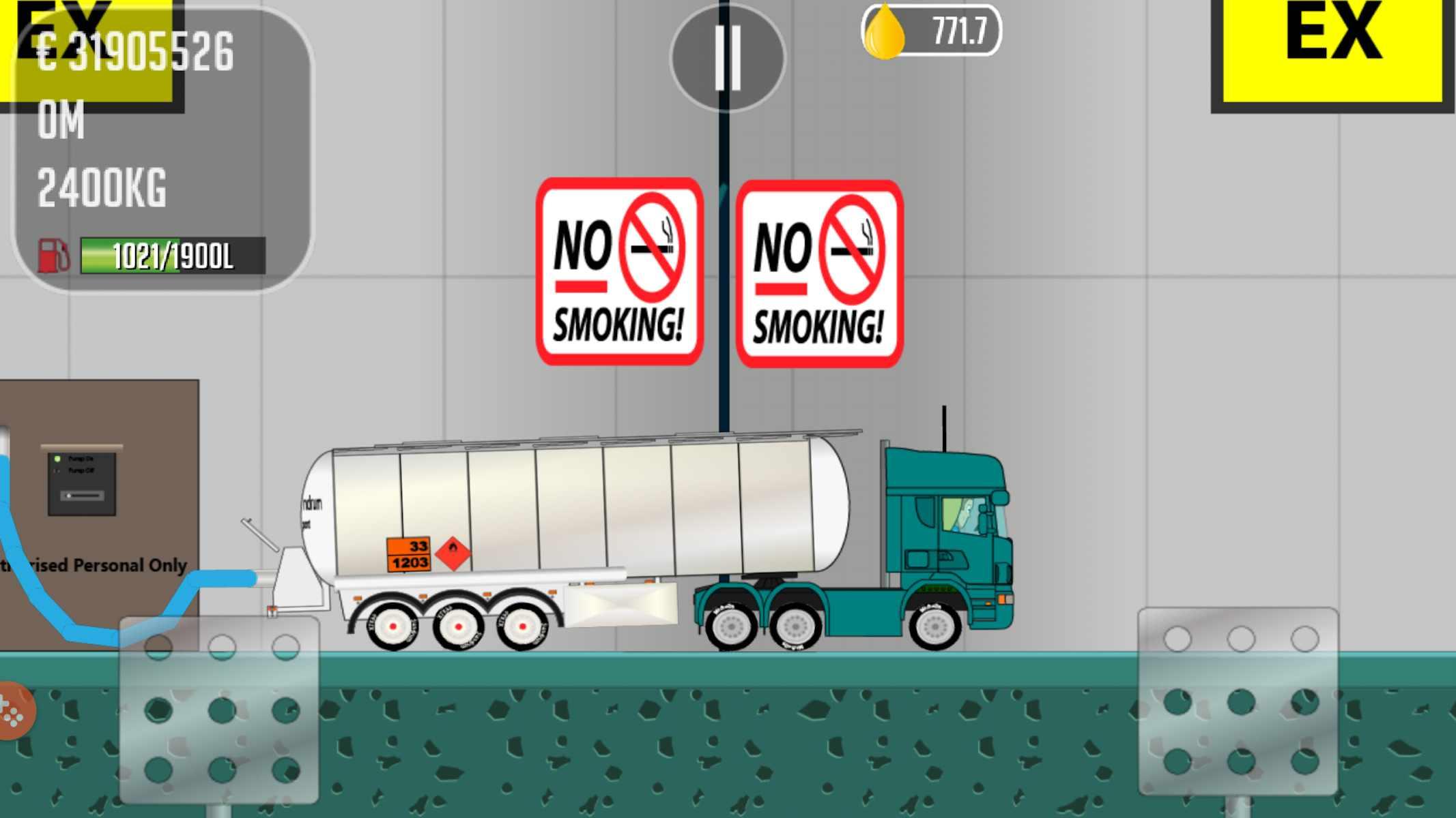 دانلود Trucker Joe 0.2.6 – بازی شبیه سازی راننده کامیون اندروید