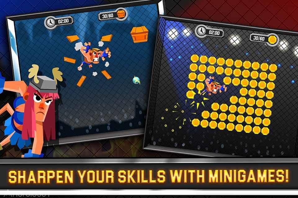 UFB 3 – Ultra Fighting Bros 1.0 – بازی مبارزه ای فوق العاده اندروید