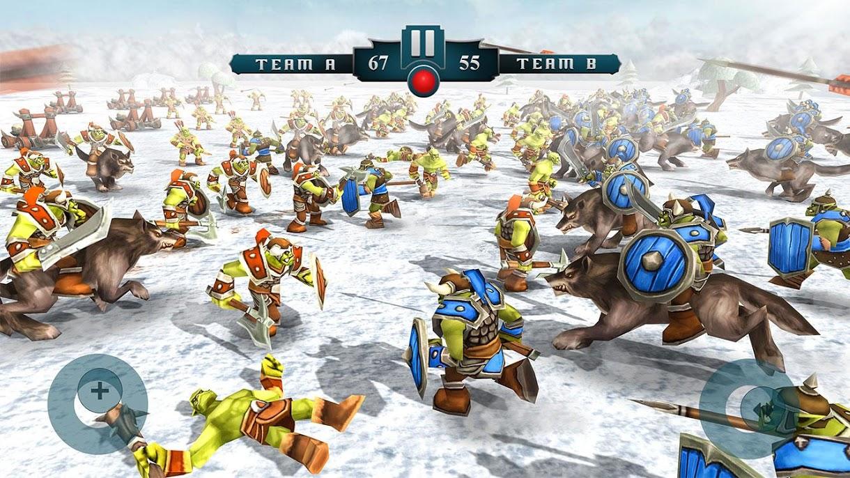 دانلود 2.4 Ultimate Epic Battle War Fantasy Game – بازی شبیه سازی نبرد اندروید